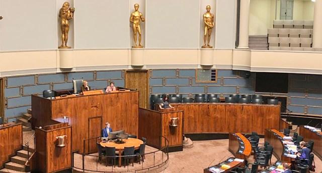 Soomes tõuseb enne valimisi sotside ja põlissoomlaste toetus