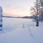 Välismaa mees üritas kaks korda Soomest üle piiri Venemaale minna, peeti kinni 30 meetri kaugusel piirist