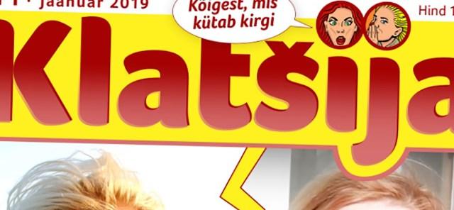 Eestis hakkas ilmuma omanäoline klatšiajakiri