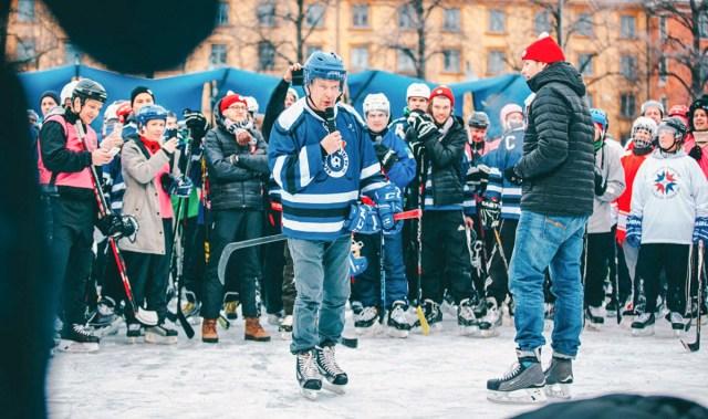 Fetissov tahab kutsuda Niinistö põhjanabale hokit mängima, kliima nimel