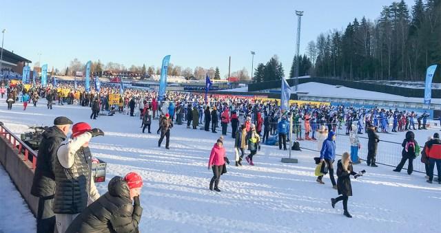 Tartu maratoni võitis soomlane