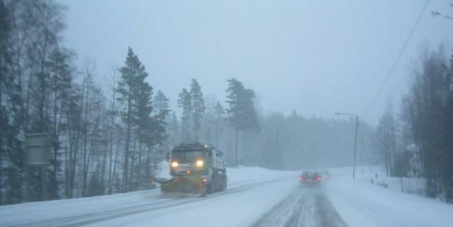 Hoiatus: Soomet tabab eeloleval ööl lumetorm