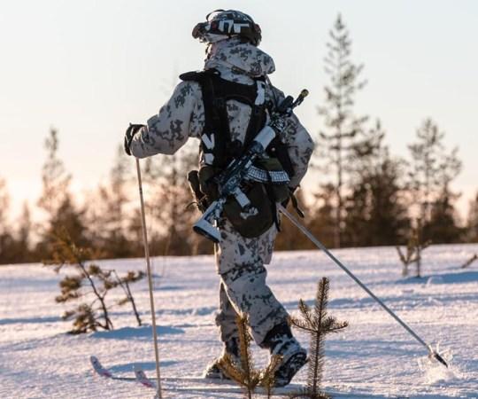 Soome kaitseministeeriumi jaoks tuli Helme B-plaan üllatusena