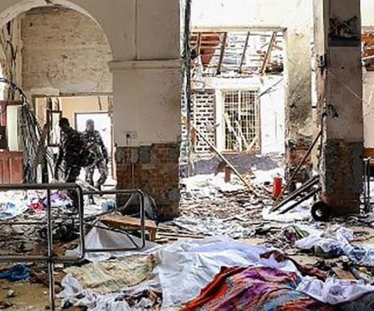 Allikas: Sri Lanka plahvatuste taga oli rahvusvaheline islamistlik võrgustik