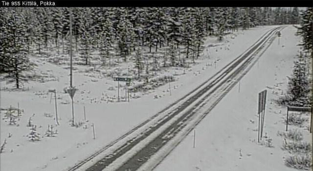 Lapimaal sadas maha erakordselt palju lund – prognoositakse juba püsivat talve