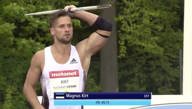 Maailmas hetkel parim odaviskaja, eestlane Magnus Kirt Soome meediale: isa ei jõudnud saavutusi ära oodata
