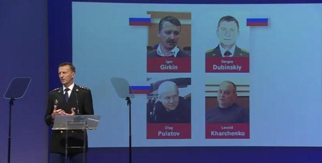 Kolm venelast ja üks ukrainlane saavad süüdistuse Malaisia reisilennuki allatulistamises