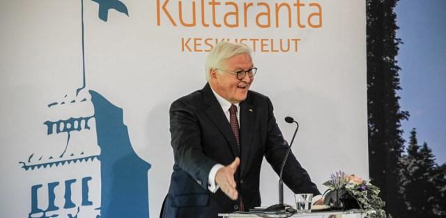 Saksa president Soomes: oht on suhete jahtumine Venemaaga