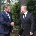 Soome president sõidab Moskvasse ja kohtub Putiniga, juttu võib tulla Sputniku vaktsiinist