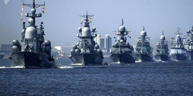 KUUM: Venemaa korraldab Läänemerel ootamatu ja hiiglasliku sõjalise õppuse
