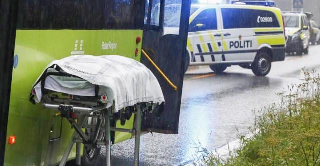 Norra mošeetulistaja peatas 75-aastane vapper vanamees