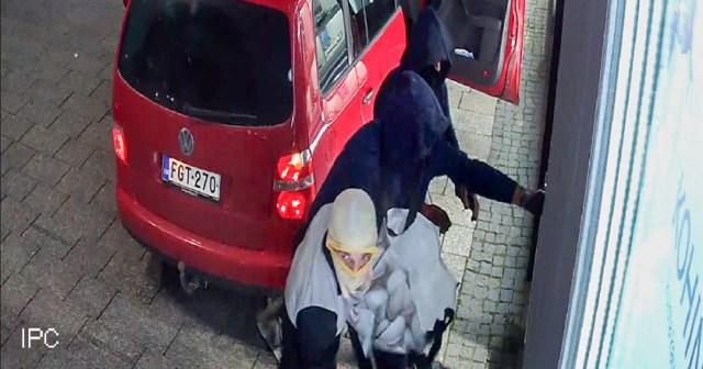 Kas tead neid mehi? Politsei palub abi seoses Lappeenranta kullaäri vargusega