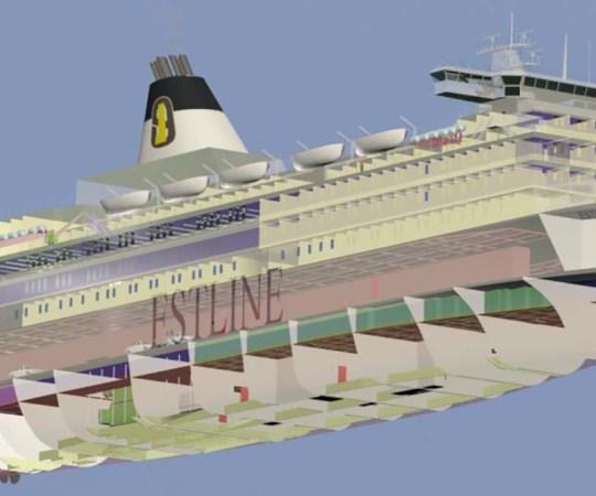 Väide uues Estonia dokfilmis: vöörirambi kaudu tuli kuni laeva uppumiseni sisse väga vähe vett