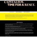 FT: kapitalism vajab suurt muutust