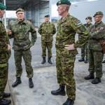 Soome kaitseväe juhataja viibis kaks päeva Eestis