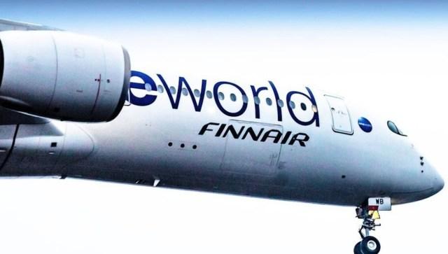 Helsingist Tallinnasse suundunud lennuk ei saanud kehva ilma tõttu maanduda