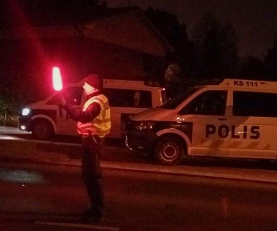 Politsei teeb Soomes tõhustatud joobekontrolli