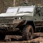 Soome Sisu esitles uut maasturit, saab ka sõjanduses kasutada
