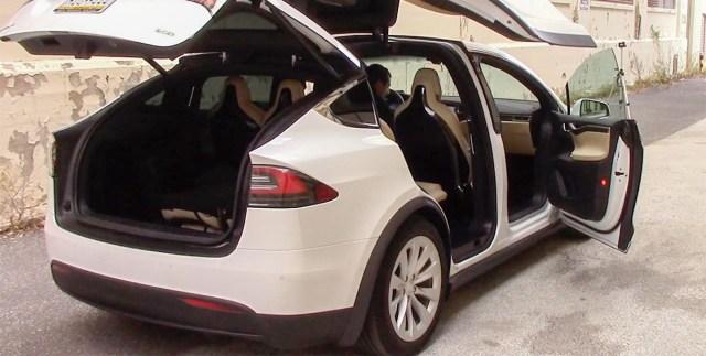 Uus probleem elektriautodega: need söövad palju rohkem rehve