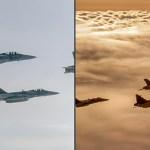 Soome hävitajad tegid täna koostööd Eestis baseeruvate Tšehhi lennukitega