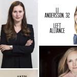 Ootamatu pööre: Soomet juhivad alla 35-aastased noored naised
