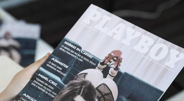 Viie lapsega 46-aastane soome ema saatis pildid Portugali Playboyle ja positiivne vastus tuli samal õhtul