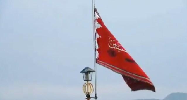 KUUM: Iraanis heisati esimest korda ajaloos punane sõjalipp