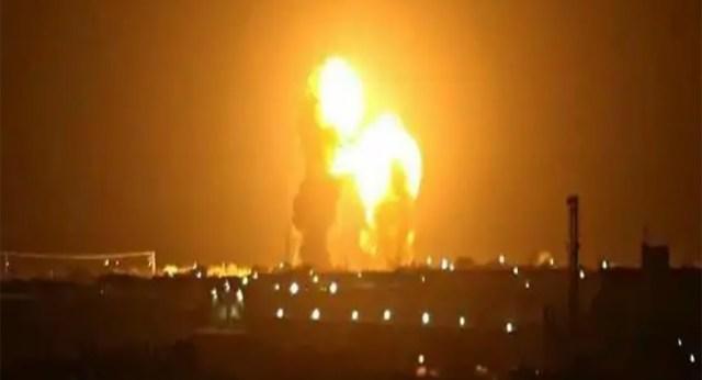 Iraan hoiatas USA-d rünnakust ühe Euroopa saatkonna kaudu 3 tundi ette ja rakette oli võimalik satelliidilt jälgida