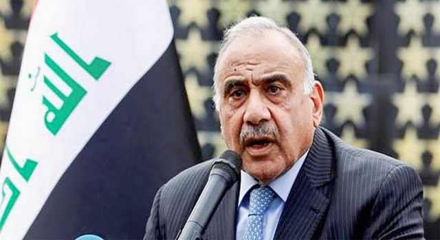 Iraagi peaminister: Iraan hoiatas iraaklasi rünnakust ette, iraaklased vigastada ei saanud