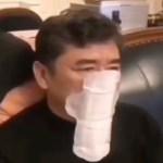 Hiinas on kaitsemaskid otsa lõppenud, inimesed kasutavad menstruatsioonisidemeid (lisatud video)