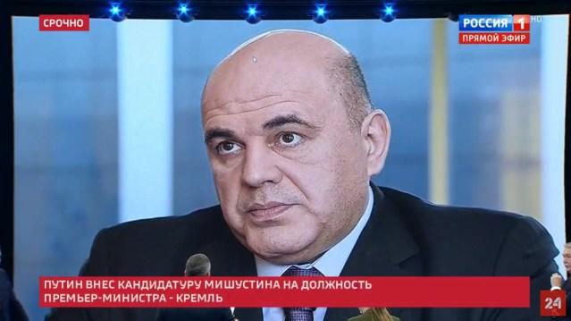 Venemaa uueks peaministriks tõuseb Putini soosik Mihhail Mišustin