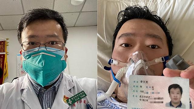 Segadus Hiina arsti surmaga: sekkusid Hiina võimud ja käskisid öelda, et mees on elus