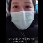 VIDEO: Noor Hiina naine räägib avameelselt elust viirusekoldes: algul oli väga hull, aga nüüd läheb paremaks