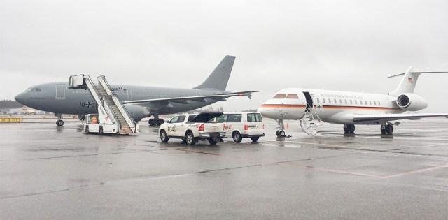 KUUM: Venemaa ei andnud Wuhanist tulnud lennukile maandumisluba, lennuk maandus Helsingis