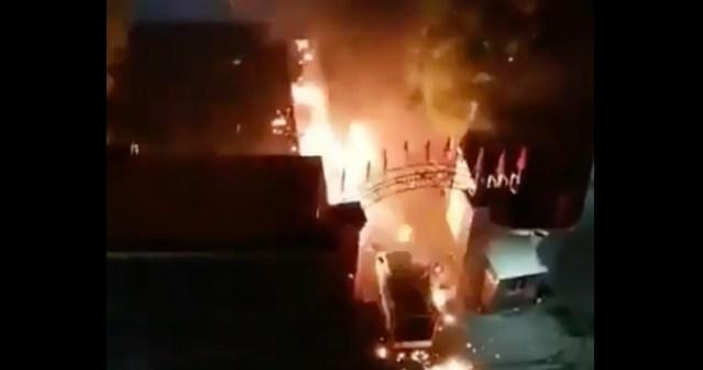 KARM: Hiinas on hakatud surnukehasid tänaval põletama (lisatud video, NB! Nõrganärvilistele mittesoovitav!)