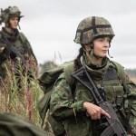 Soomes kandideeris ajateenistusse rekordiline arv naisi