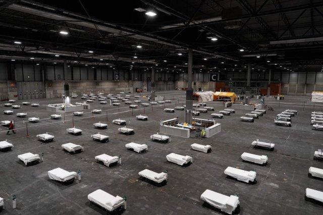 Helsingis pakutakse koroonahaiglana kasutusele võtmiseks 50 000-ruutmeetrist messikeskust