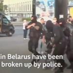 Kole video: Valgevenes piinatakse inimesi teiste hirmutamiseks (NB! Nõrganärvilistele mittesoovitav)
