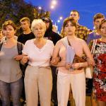 VIDEO: Valgevenes toimuvad massilised meeleavaldused, politsei ja sõjavägi on ühinemas meeleavaldajatega