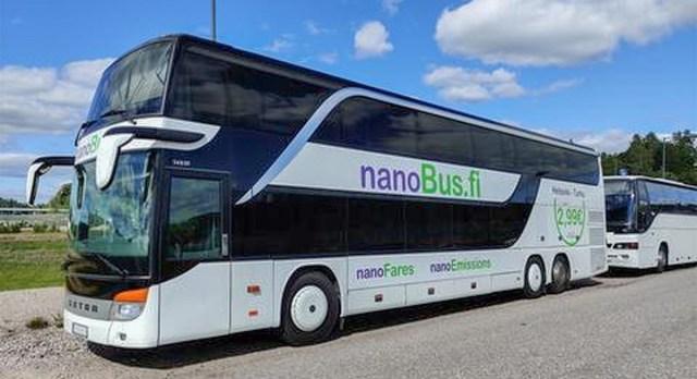 Soomes alustas uus odavbussifirma, mis toob hinna alla