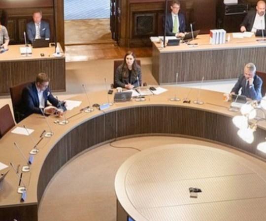 Soome valitsus arutas hädaolukorra seaduse rakendamist