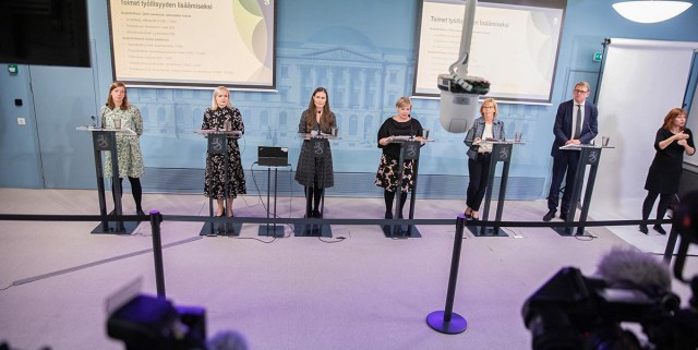 KUUM: Soome valitsus uurib eriolukorra kehtestamise võimalusi ilma vastavat seadust kasutamata