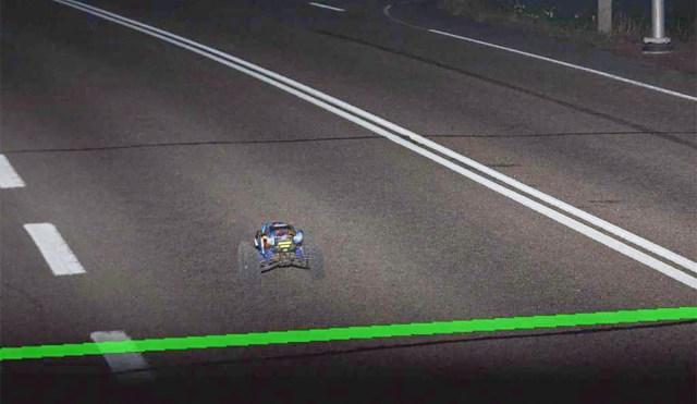 Soome politseinikud ei uskunud silmi, kui nägid kiiruskaamera tehtud pilti