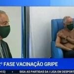 Portugali president näitas taas klassi – võttis end koroona nimel paljaks