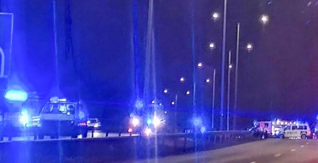 Politsei: Helsingi ringteel vales sõidusuunas sõitnud ja raske avarii teinud eesti juhi joove oli 2,11 promilli