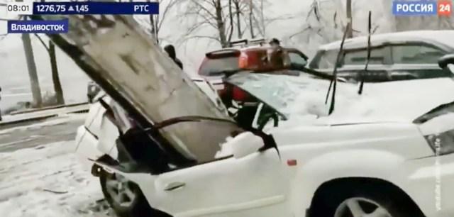 VIDEO: Napp pääsemine