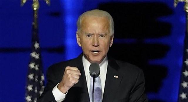 Loe USA uue presidendi Joe Bideni võidukõne! (tekst ja video)