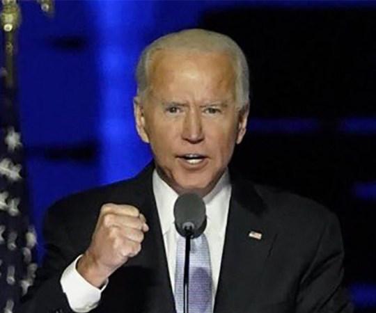 Joe Biden vannutati USA presidendiks ja hakkab kohe kurssi muutma – tuleb maskikohustus