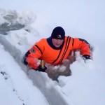 VIDEO: Soomes hoiatatakse eriti petliku ja ohtliku jää eest