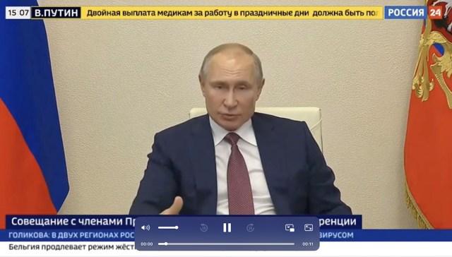 KUUM: Putin süüdistas lääneriike Lukašenka mõrvakatse organiseerimises – sellega ületati kõik piirid